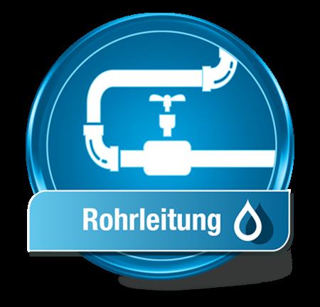 Rohrleitung Dental Wassertest