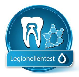 "Wassertest ""Dental Legionellen"""